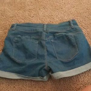 Papaya Shorts - Shorts